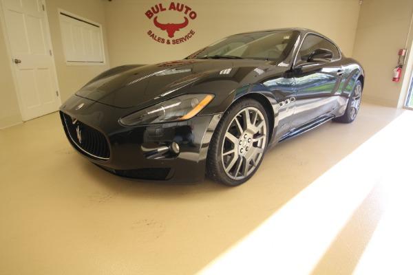 Used 2009 Maserati GranTurismo S for sale $40,990 at AAN - Master in Gurnee IL